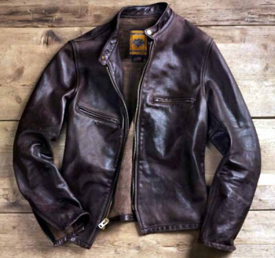 THE VINTAGE MOTORCYCLE JACKET
